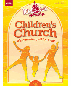 KidsOwn Worship Extra Leader Guide – Winter 2020-21