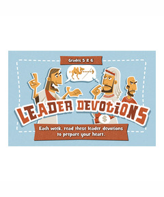 Buzz Grades 5&6 Perplexity Leader Devotions - Spring 2021