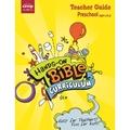 Hands-On Bible Curriculum Preschool Teacher Guide – Spring 2021
