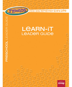 FaithWeaver Friends Learn-It Leader Guide - Spring 2021