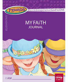 FaithWeaver Friends Elementary Student Book - Spring 2021