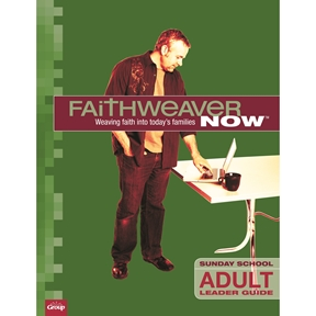 FaithWeaver NOW Adult Leader Guide - Spring 2021