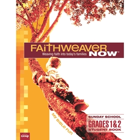 FaithWeaver NOW Grades 1&2 Student Book - Spring 2021