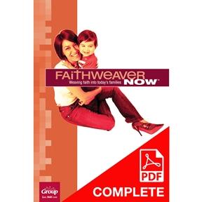 FaithWeaver NOW Parent Handbook Download, Spring 2021