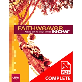 FaithWeaver NOW Grades 1&2 Student Book Download, Spring 2021