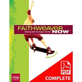 FaithWeaver NOW Grades 5&6 Student Book Download, Spring 2021