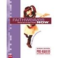 FaithWeaver NOW Pre-K & K Student Book - Summer 2021
