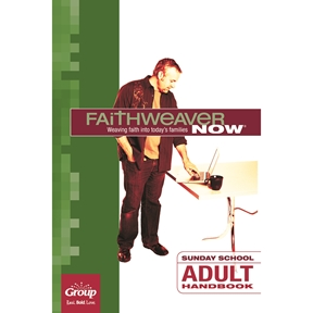 FaithWeaver NOW Adult Handbook - Summer 2021