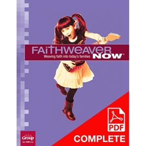 FaithWeaver NOW Pre-K & K (Ages 5 & 6) Teacher Guide (Download), Spring 2021