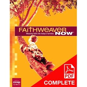 FaithWeaver NOW Grades 1&2 Teacher Guide (Download), Spring 2021