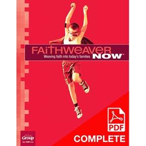 FaithWeaver NOW Grades 3&4 Teacher Guide (Download), Spring 2021