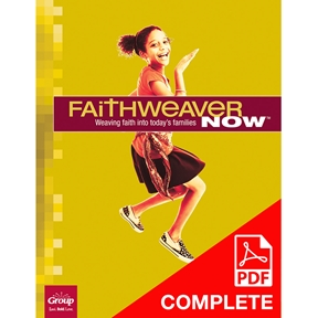 FaithWeaver NOW Middle School Leader Guide (Download), Spring 2021