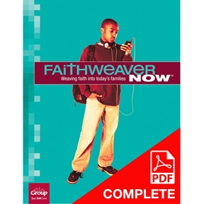 FaithWeaver NOW Senior High Leader Guide (Download), Spring 2021