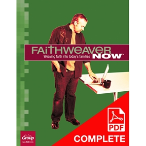 FaithWeaver NOW Adult Leader Guide (Download), Spring 2021