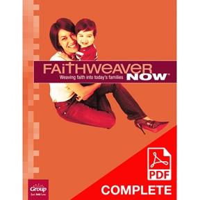 FaithWeaver NOW Parent Leader Guide (Download), Spring 2021