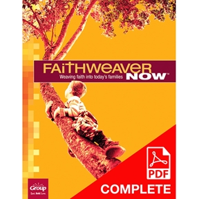 FaithWeaver NOW Grades 1&2 Teacher Guide (Download), Summer 2021