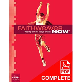 FaithWeaver NOW Grades 3&4 Teacher Guide (Download), Summer 2021