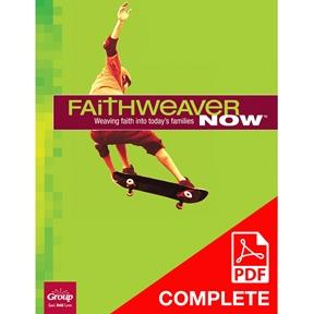 FaithWeaver NOW Grades 5 and 6 Teacher Guide (Download), Summer 2021