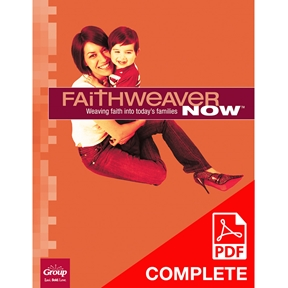FaithWeaver NOW Parent Leader Guide (Download), Summer 2021