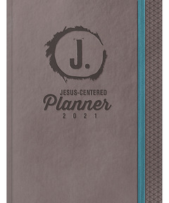 Jesus-Centered Planner 2021