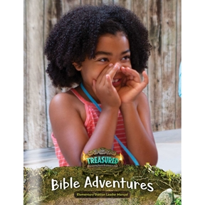 Treasured Bible Adventures Leader Manual (Downloadable PDF)