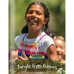 Treasured Jungle Gym Games Leader Manual (Downloadable PDF)
