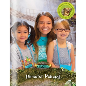 Treasured Kinkajou Cove Director Manual (Downloadable PDF)