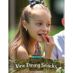 Treasured Vine Dining Snacks Leader Manual (Downloadable PDF)