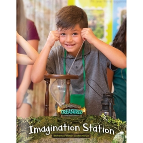 Treasured Imagination Station Leader Manual