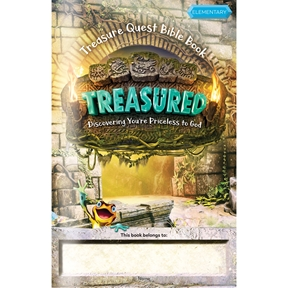 Treasure Quest Bible Book