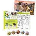 Kinkajou Cove Preschool Bible Pack
