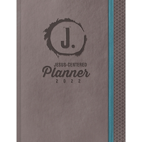 Jesus-Centered Planner 2022: Discovering Who Jesus Says I Am Every Day