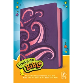 Hands-On Bible® Purple/Pink