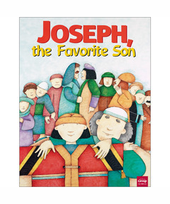 Bible Big Books: Joseph, the Favorite Son