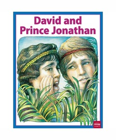 Bible Big Books: David and Prince Jonathan