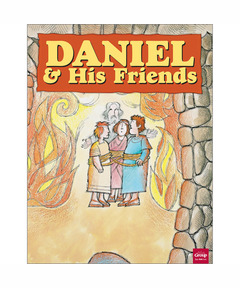 Bible Big Books: Daniel & His Friends