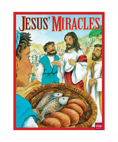 Bible Big Books: Jesus' Miracles