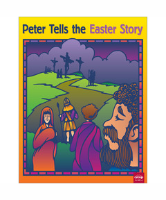 Bible Big Books: Peter Tells the Easter Story