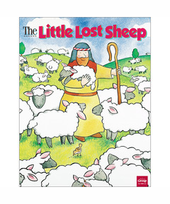 Bible Big Books: The Little Lost Sheep