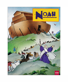 Bible Big Books: Noah