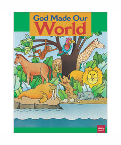 Bible Big Books: God Made our World