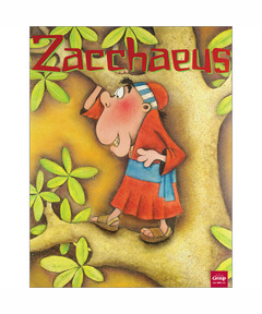 Bible Big Books: Zacchaeus