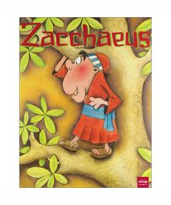 Bible Big Books: Zacchaeus