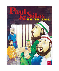 Bible Big Books: Paul and Silas Go to Jail