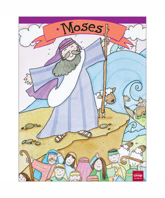 Bible Big Books: Moses
