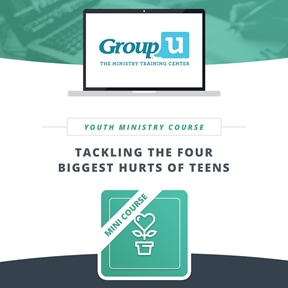 Group U - Tackling the Four Biggest Hurts of Teens