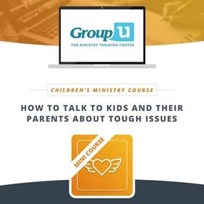Group U - How To Talk To Kids And Their Parents About Tough Issues