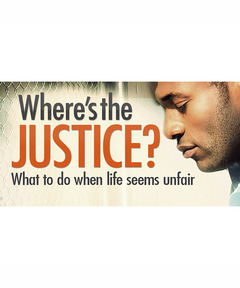 Lifetree Cafe - Where's The Justice?: What to Do When Life Seems Unfair