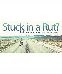 Lifetree Cafe - Stuck in a Rut? Get Unstuck...One Step at a Time