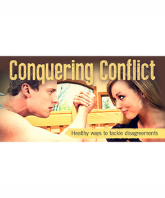 Lifetree Cafe - Conquering Conflict: Healthy Ways to Tackle Disagreements